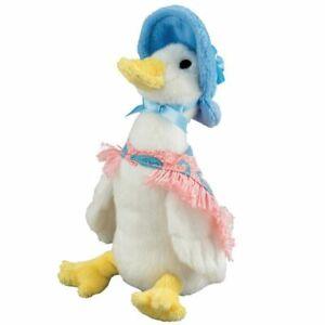 NEW PLUSH SOFT TOY GUND Beatrix Potter 26428 Jemima Puddle Duck 16cm