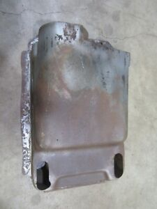 1954 Studebaker Commander heater core housing duct cover panel piece hot rod