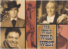 WILD WILD WEST TV SERIES SIGRID VALDIS as MISS PEACEMEAL  AUTOGRAPH CARDS A10