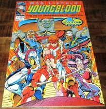 YOUNGBLOOD   #1  IMAGE 1992   Signed Liefeld & Hank Kanalz 1st Print