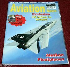 Aviation News 2008 April Canadian Sabre,Alaskan Floatplanes