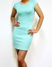 Viscose Stretch, Bodycon Dry-clean Only Solid Dresses for Women