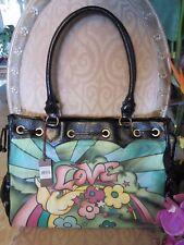 $395 ISABELLA FIORE BABY LOVE LULU Tote Diaper Bag Handbag Purse NWT