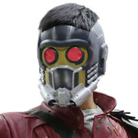 Star Lord Helmet Light Up Guardians of the Galaxy Movie COSplay Halloween Mask