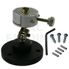 STEEL WORK HOLDER CLAMP BASE TOOL VICE ENGRAVER PEG CLAMP JEWELLER CRAFT WATCH