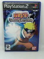 Naruto: Uzumaki Chronicles (Sony PlayStation 2, 2006)