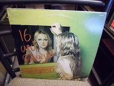 SILVERHEAD 16 and Savaged LP 1973 MCA Records EX