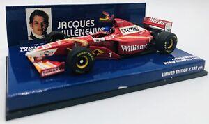 Minichamps 1/43 Williams Renault FW19 'Villenueve' F1 World Champion 1997
