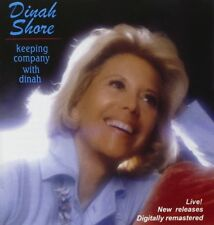 DINAH SHORE - KEEPING COMPANY WITH DINAH  CD NEW+