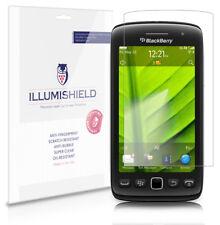 iLLumiShield Anti-Bubble/Print Screen Protector 3x for BlackBerry Torch 9860