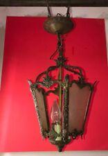 N 45 Antique Brass Is Spanish Pendant Missing Glasses