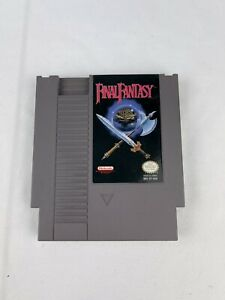Final Fantasy NES Nintendo Video Game Tested Working Cartridge