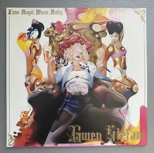 Gwen Stefani - Love Angel Music Baby RARE VINYL LP Original Pressing