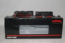MARKLIN Z SCALE #88830 CLASS 52 DB 2-10-0 STEAM LOCOMOTIVE AND TENDER, BOXED