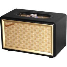 Radio da tavolo vintage Bluetooth HRA-310BT Roadstar colore nero