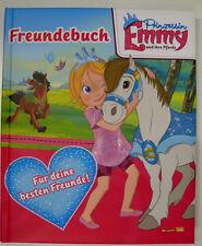PRINZESSIN EMMY Freundebuch , NEU