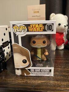 Funko Pop Star Wars #10 Obi Wan Kenobi (Black Box)