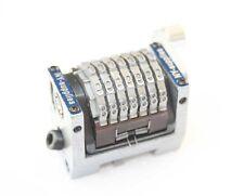 Straight Numbering Machine for Apollo, Davidson, Hamada, Heath, Press Specialty