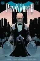 Batman Pennyworth Rip #1 (2020 Dc Comics) First Print Weeks Cover