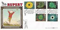 14 MARCH 1995 SPRINGTIME BENHAM BLCS 102 FIRST DAY COVER RUPERT BEARWOOD SHS