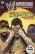 WWE # 5 Superstars Haze Of Glory From Barnes & Nobel Get Pop Cultured 2014