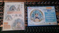 Snow Miku Nendoroid 1000 Hatsune Wonder Festival 10th Anniversary