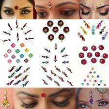 Bindi Bindis Indischer Stirnschmu​ck  Bollywood Body Sticker Tikka vers. Muster