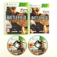Battlefield Hardline Xbox 360 Jeu Complet