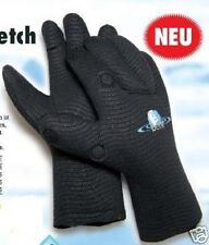 Behr Neoprene Handschuhe Angelhandschuhe Anglerhandschuhe Titanium Neoprene