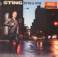 57th & 9th  Sting Vinyl Record