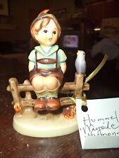 VINTAGE HUMMEL FIGURINE WAYSIDE HARMONY VINTAGE PIECE POTTERY GOEBEL