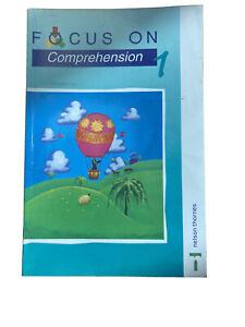 Focus on Comprehension - 1: Bk. 1 By Louis Fudge Nelson thornes.