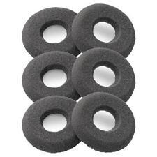 6 Foam Ear Cushion for Plantronics H51N H61N H91N H101N H251 H251N H261 & H261N