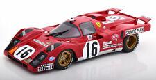 1:18 CMR Ferrari 512M #16, 24h Le Mans Craft/Weir 1971