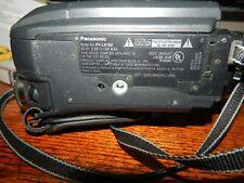 Panasonic Palmcorder Vhsc Video Camera Pv-L679D 150x digital zoom