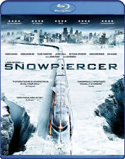 SNOWPIERCER (2015 Chris Evans)-  Blu Ray - Sealed Region B for UK