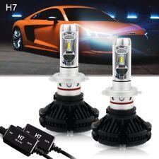 H7 LED Headlight Driving fog lights Conversion DIY 3000K 6500K 8000K + Decoder