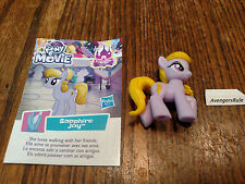 My Little Pony Wave 21 Friendship is Magic Movie Collection Sapphire Joy