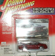 JOHNNY LIGHTNING LATE MODEL CHEVY MONTE CARLO w COLLECTOR CARD 1/64