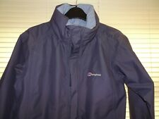 Berghaus Purple Lightweight Walking Coat *Size 10* Great Condition