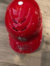 Matt Holliday Signed Cardinals Helmet Fullsize Authentic Auto