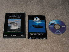 IMAX - Whales: An Unforgettable Journey DVD 1998 Complete