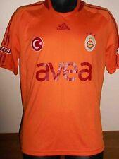 Galatasaray Away Football Shirt (2008/2009*MILAN BAROS 15) medium men's #484