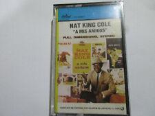 NAT KING COLE A MIS AMIGOS  CASSETTE    ALBUM TAPE