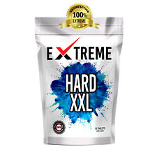 EXTREME HARD XXL MALE ENLARGEMENT TABLETS, LARGER AND THICKER GIRTH ENHANCEMENT