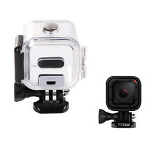 For GoPro Hero 4 Session 5 Session Underwater Waterproof Shell Transparent Case