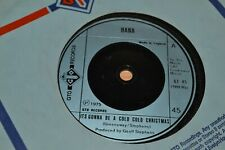 """DANA    ITS GONNA BE A COLD COLD CHRISTMAS   7"""" SINGLE  GTO RECORDS GT 45   1975"""