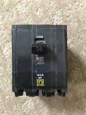 Breaker Square D 50 amp bolt on 3 pole Q0B350