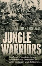Jungle Warriors by Adrian Threlfall (Paperback, 2014)