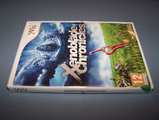 XENOBLADE CHRONICLES - Nintendo WII - UK PAL -  NEW & FACTORY SEALED - MINT RPG